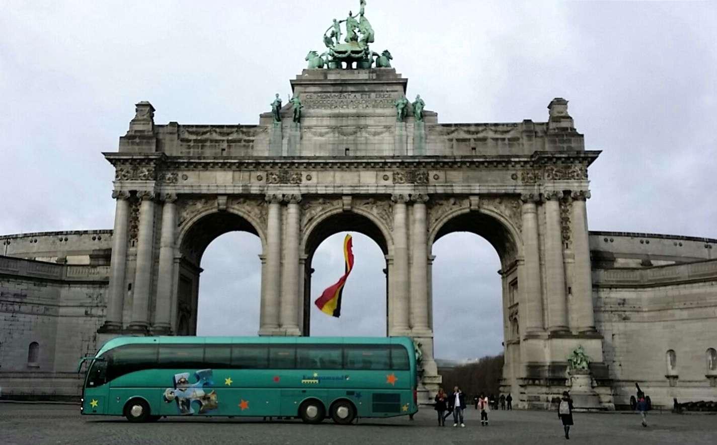 Autobús para excursiones en vitoria